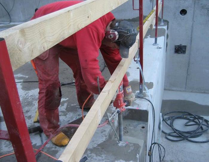 betongborrning i göteborg