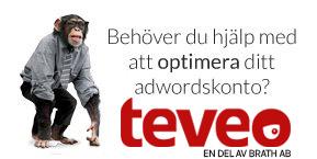 Annonsera på Google med Teveo Adwordsbyrå