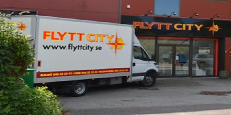 Städfirma i Malmö