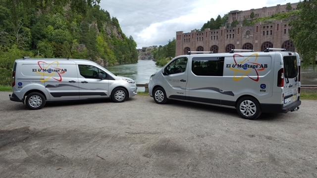 El & Montage AB utgår från kontoret i Trollhättan.