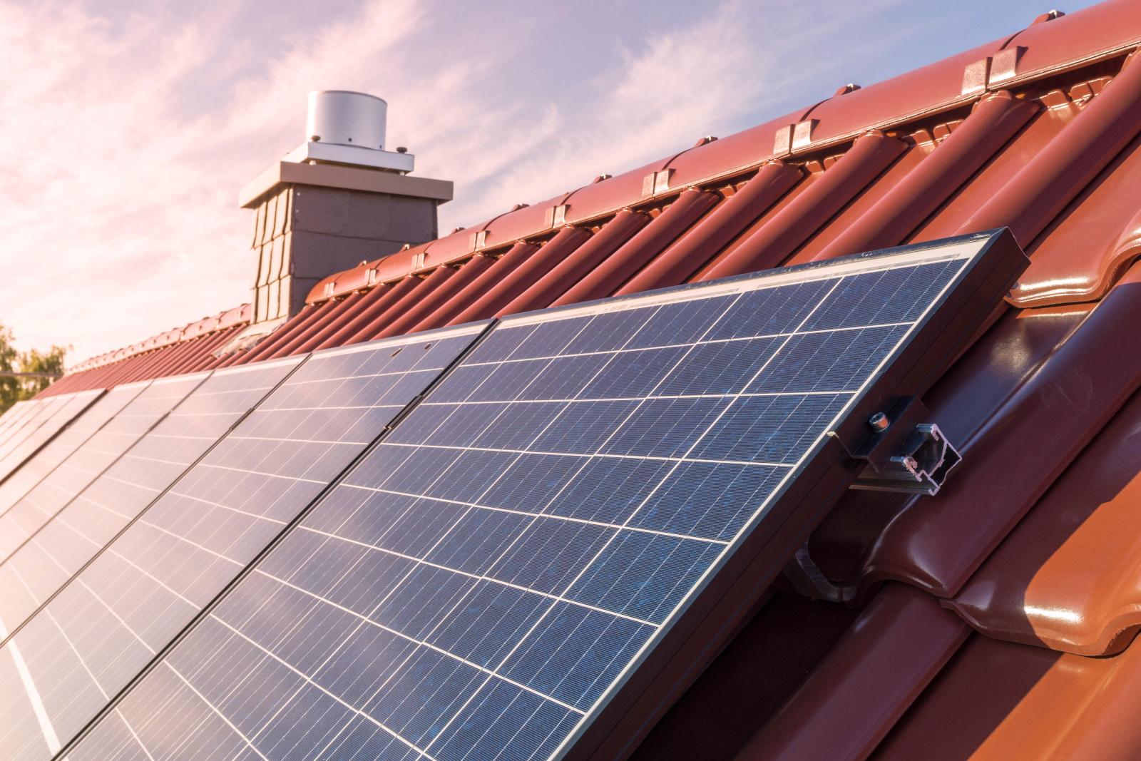 Våra solpaneler är kraftfulla på hela 430 Watt.