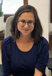 Sorina Fritz - Biträdande Jurist