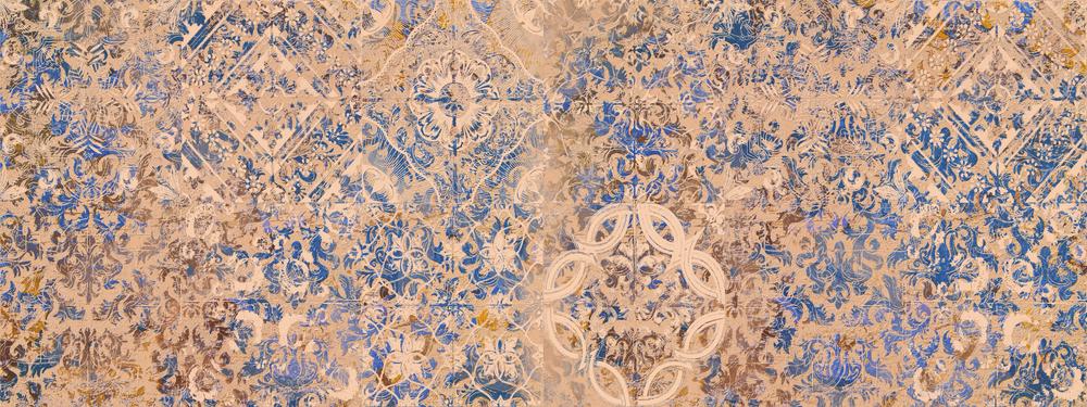Mosaik som glimrar från Höganäs