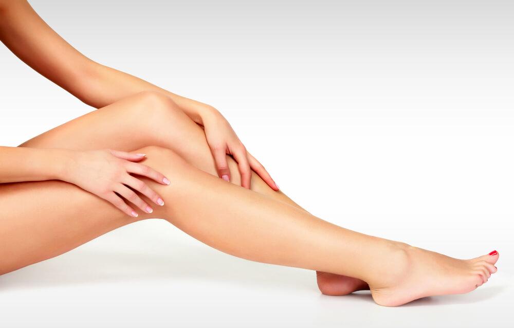 hårfria ben