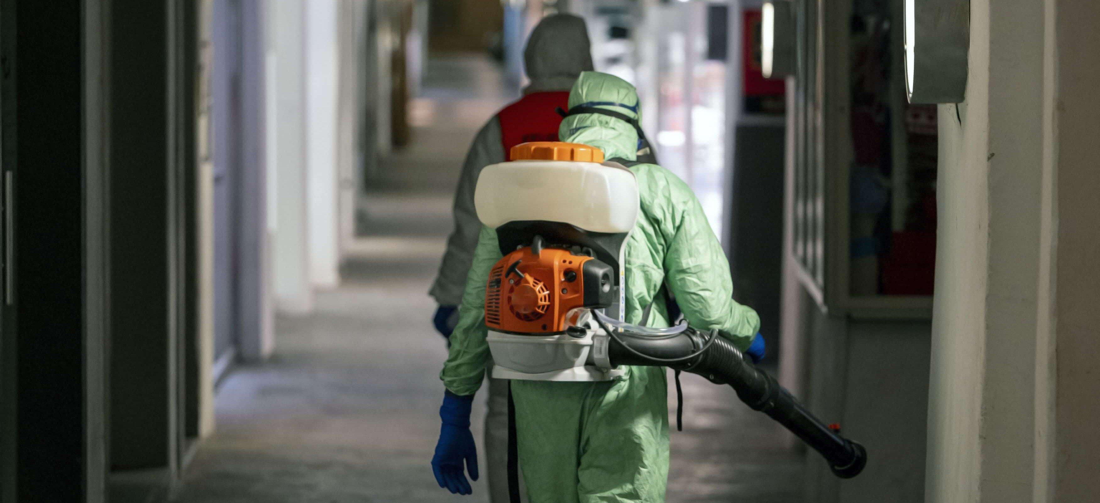 Vi som arbetar med asbestsanering i Skåne