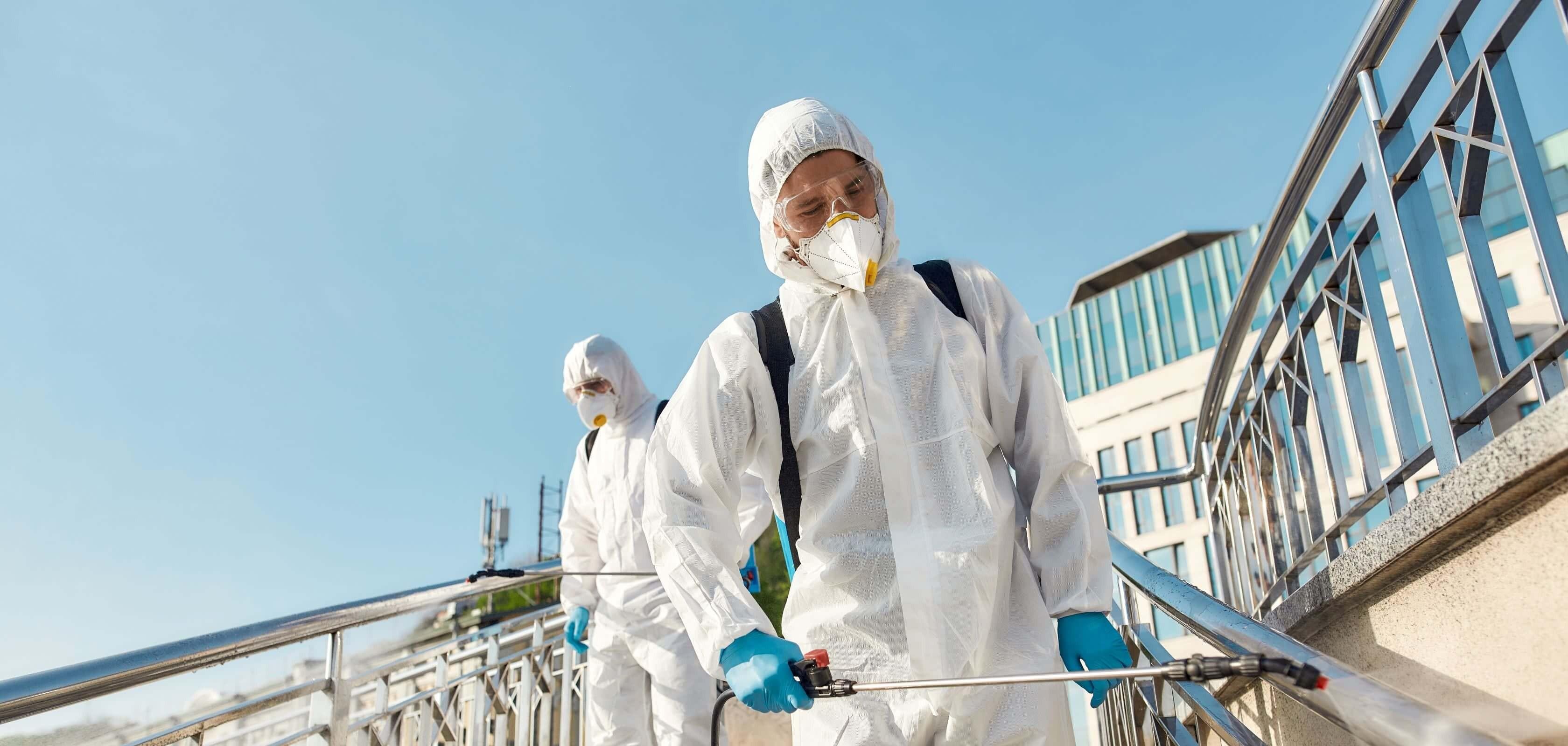 Vi arbetar med asbestsanering i Skåne
