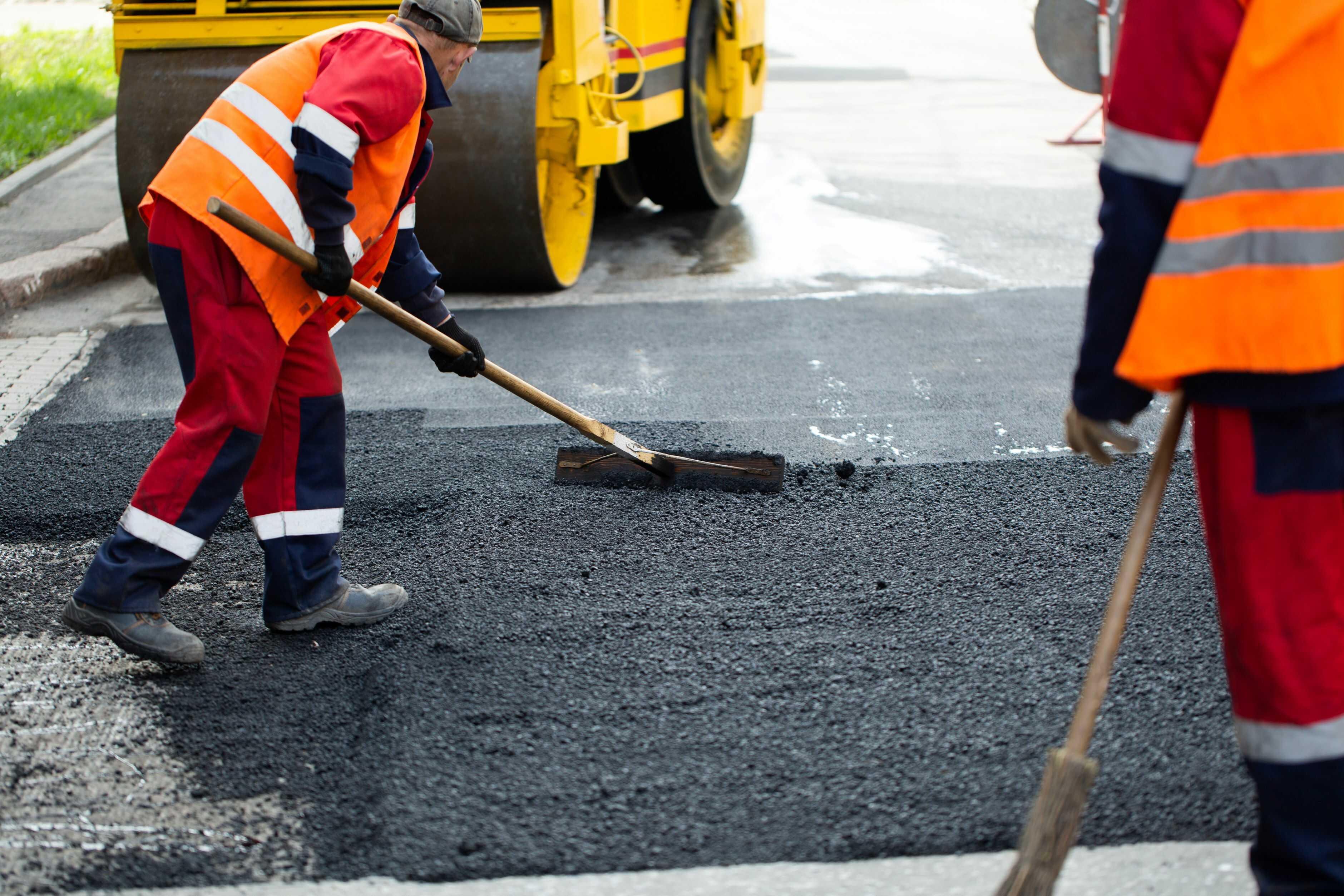 Vi asfalterar er garageuppfart Stockholm
