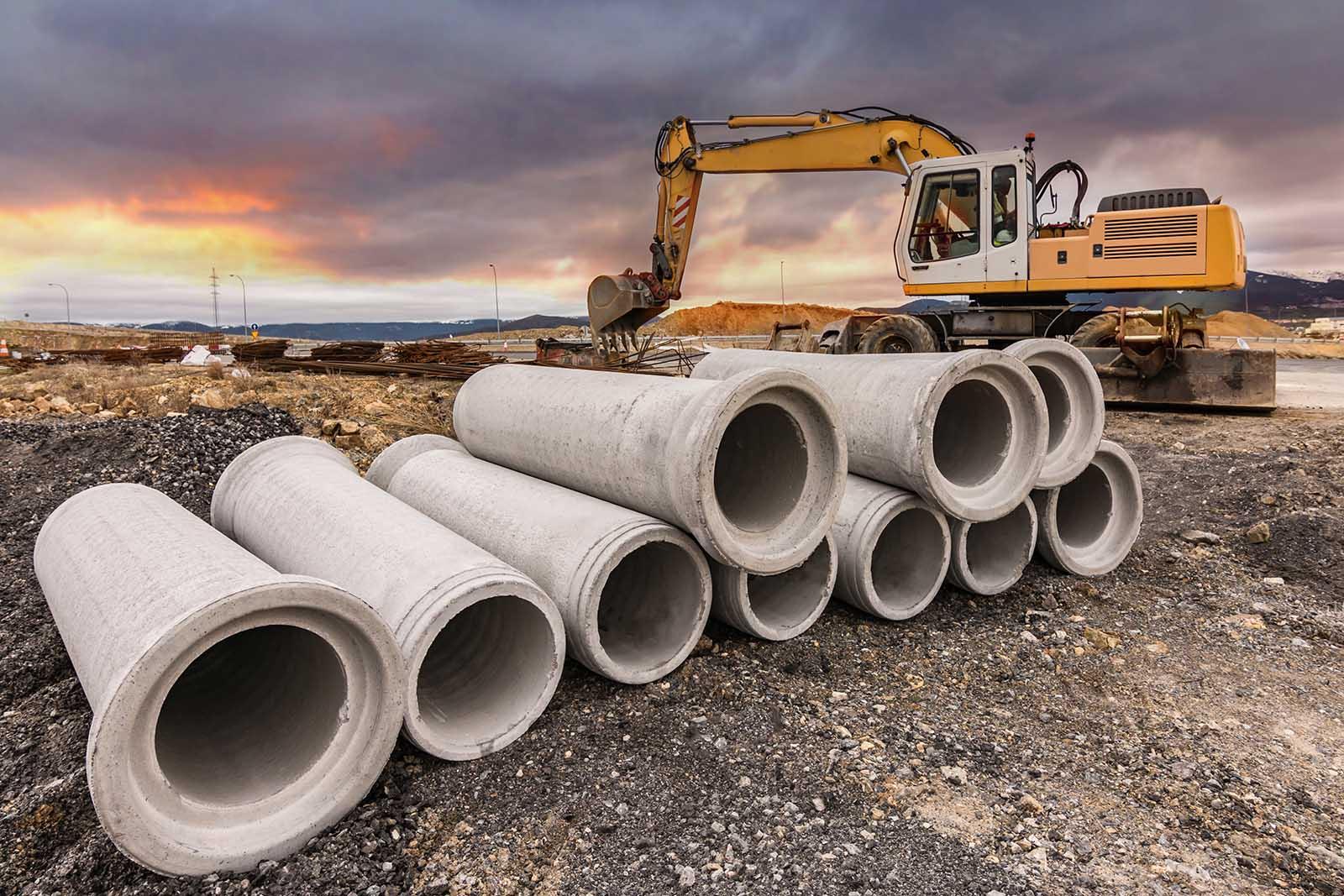Vi är specialiserade på alla typer av avloppsarbeten såsom dränering, underhåll och anläggning av enskilt avlopp i Värmland med markbädd och infiltration.