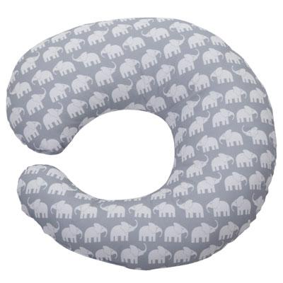 Amningskudde med elefanter