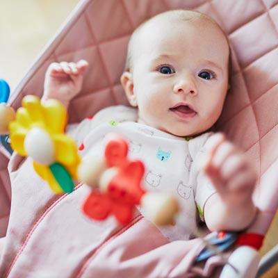 Babysitter i babyshowerpresent