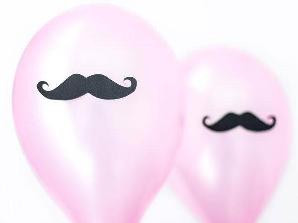 Ballonger till baby shower