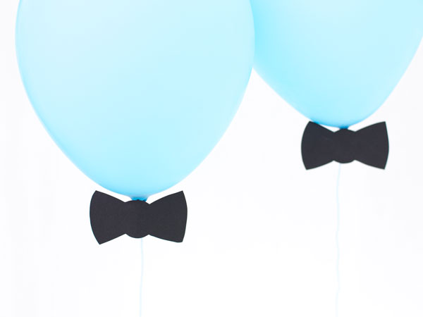 Dekorera ballonger
