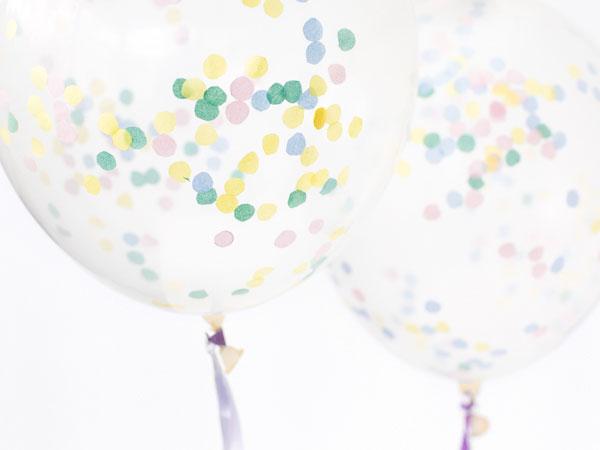 Gör egna konfettiballonger