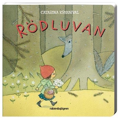 Ny bok om Rödluvan