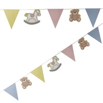 Flaggirlang björn