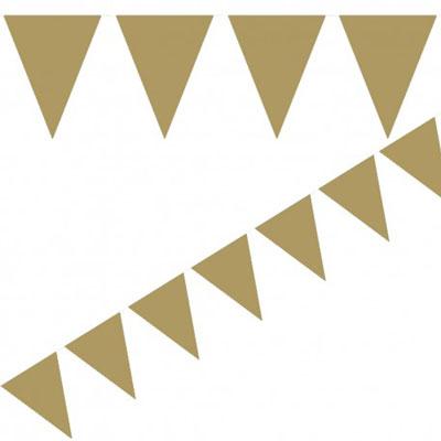 Flaggirlang guld