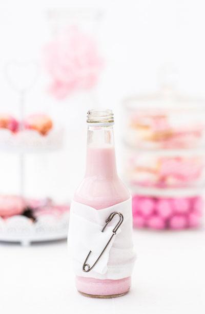 Rolig drink till babyshower