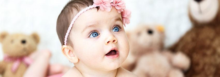 Fyll-i-bok för baby
