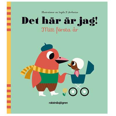 Fyll-i-bok om bebis
