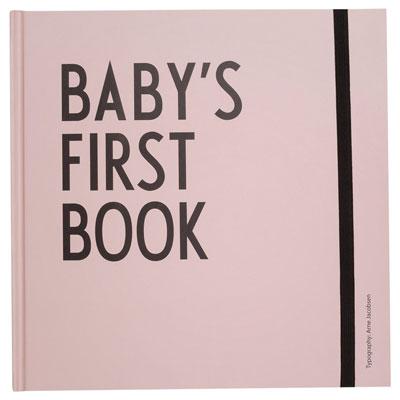 Fin fyll-i-bok för baby