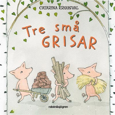 Klassisk saga som barnbok