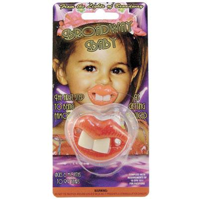 Napp med tänder
