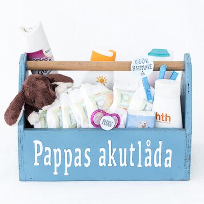 Rolig present till baby shower