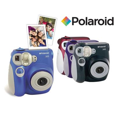 Polaroidkamera till festen