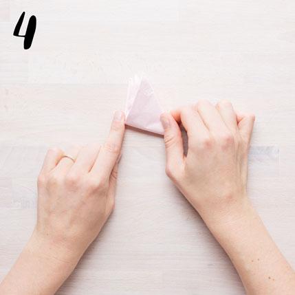 Girlang - Steg för steg instruktion
