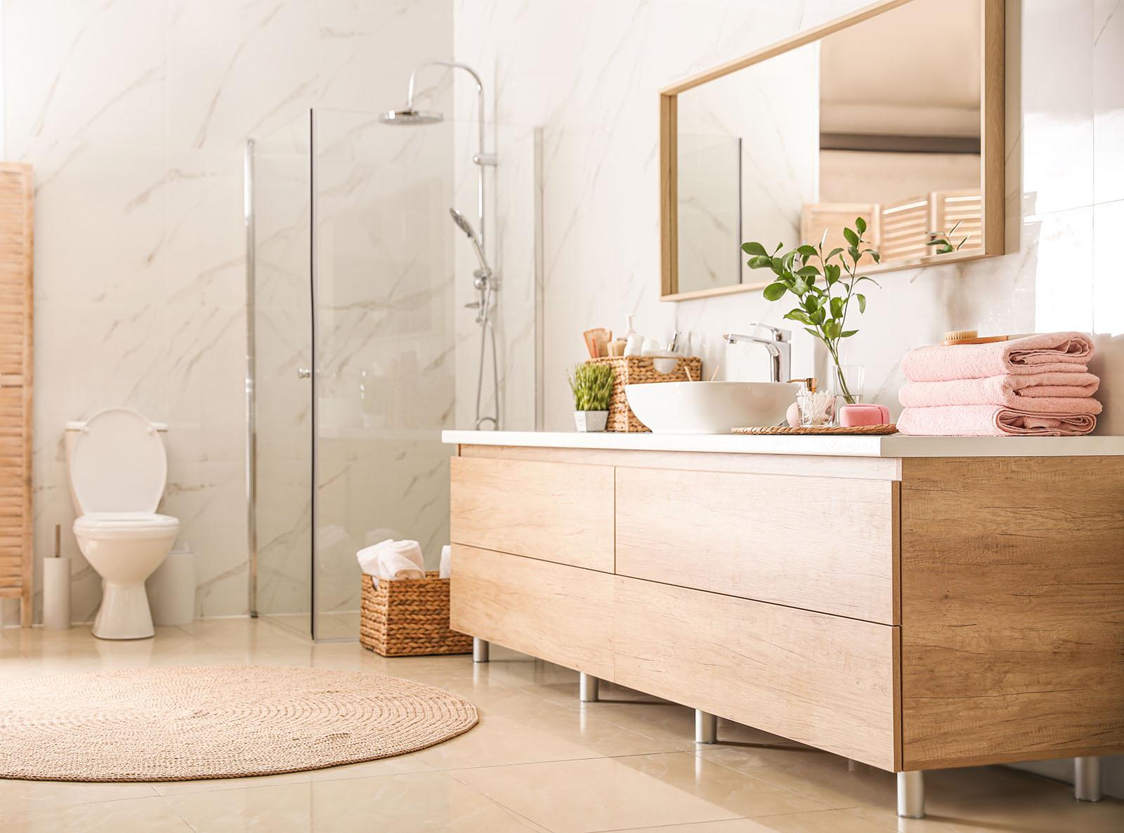 Hör av er till oss för badrumsrenovering i Sundsvall. Vi har god expertis och lång erfarenhet av badrumsrenovering i Sundsvall.