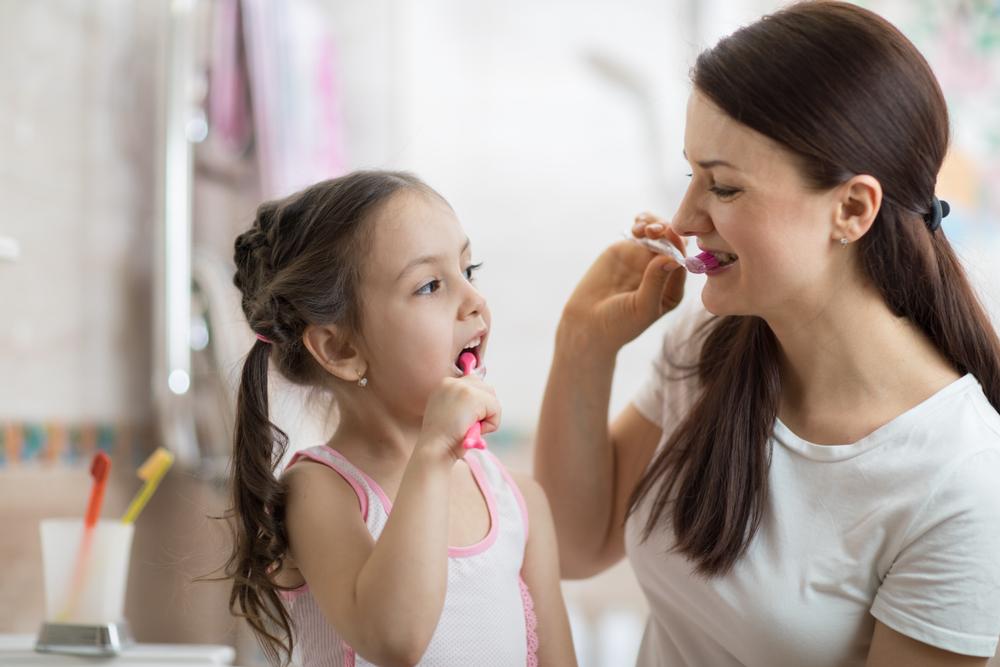Vänj barnet gå till tandläkare i Sundbyberg