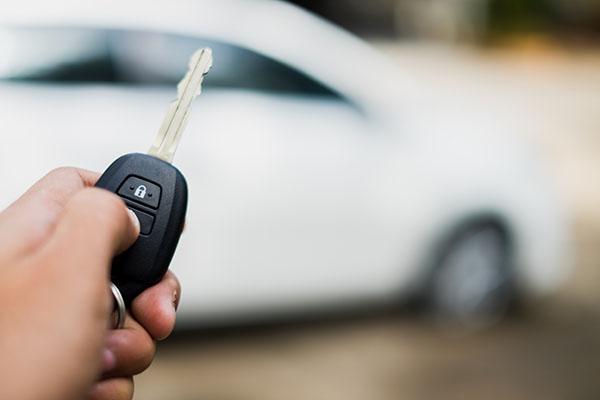 nyckel till begagnad bil i Eskilstuna