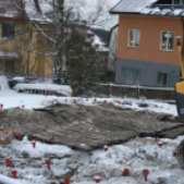 bergsprängning i Stockholm och mälardalen