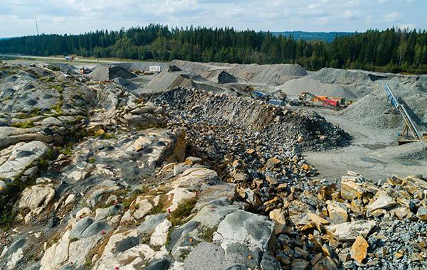 bergssprängning västra götaland göteborg