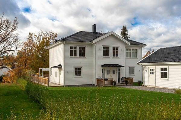 bergvärme göteborg villa