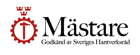Godkända av Sveriges Hantverksråd
