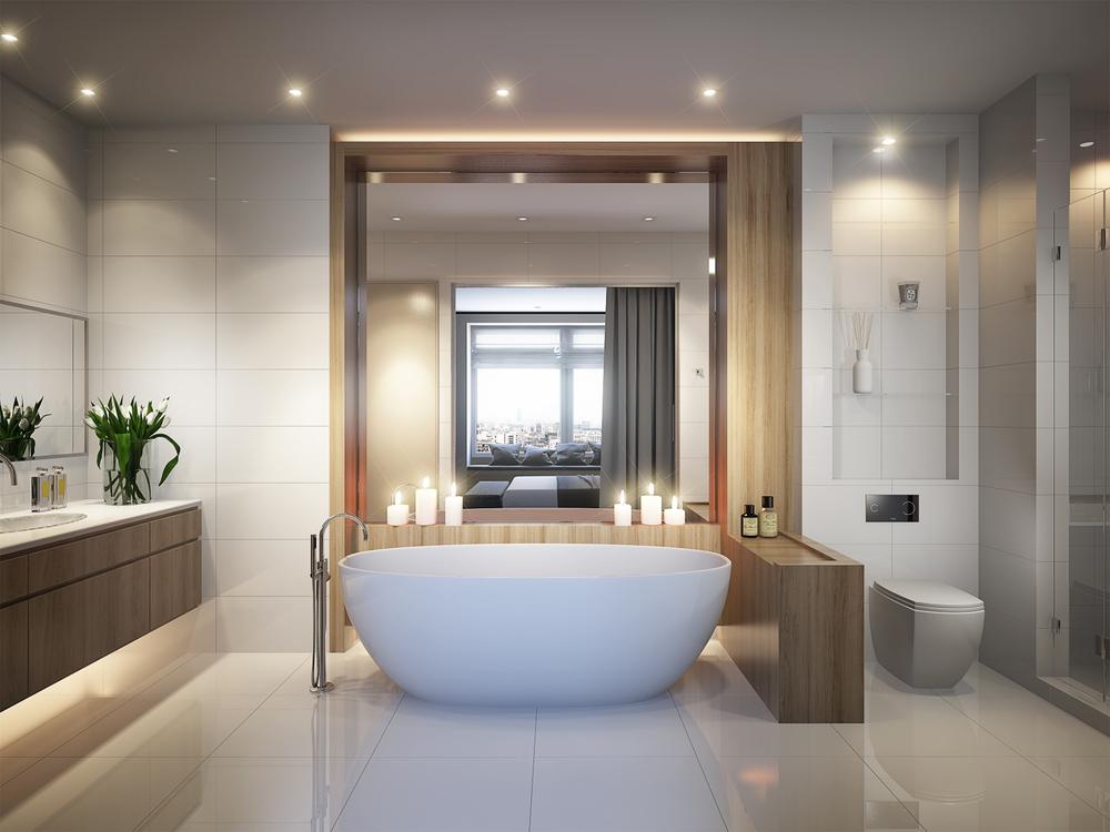 När du önskar dig badrumsrenovering i Göteborg