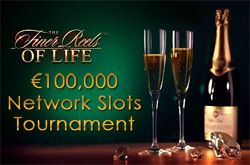 100k Network Slots Tournament: The Finer Reels of Life