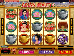 Asian Beauty Video Slot