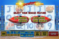 Baywatch Bonus Feature