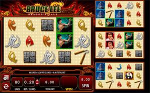 WMS Bruce Lee Slot
