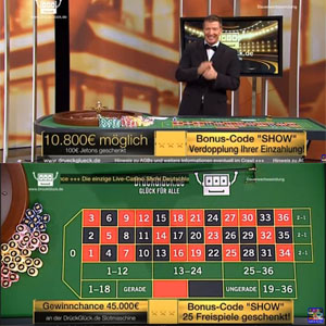 Drück Glück Roulette