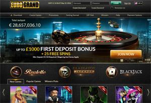 Euro Grand Online Casino