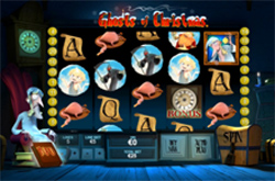 Ghosts of Christmas video slot