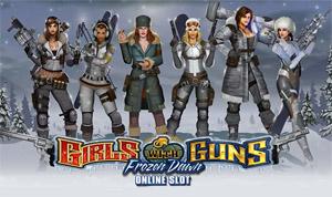Girls with Guns: Frozen Dawn Slot