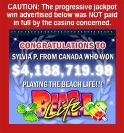 Jackpot Win Not Paid