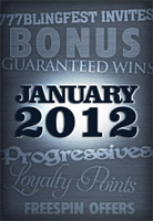 January Highlights Promotion