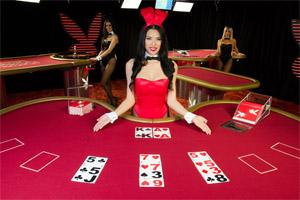 Playboy Live Dealer Blackjack