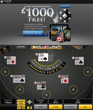 Luxury Blackjack