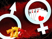 Male and Female oriented Casino Games